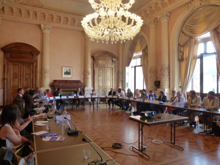 Assemblée générale des chaires Senghor à Chambéry – septembre 2016